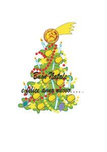Buon Natale  - Felice Anno Nuovo e BuonTennis